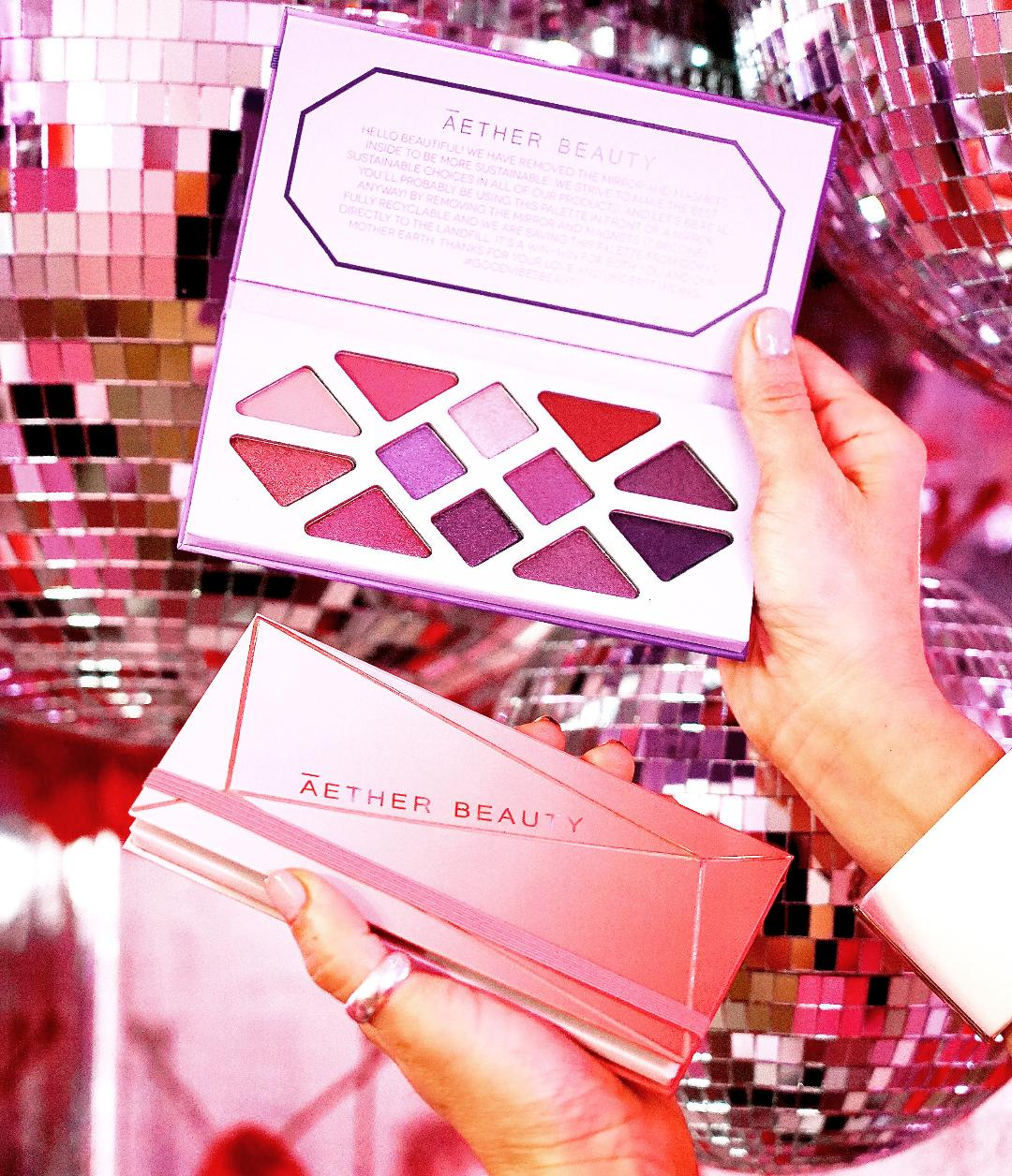 Aether Beauty  Eye Make-Up Palettes