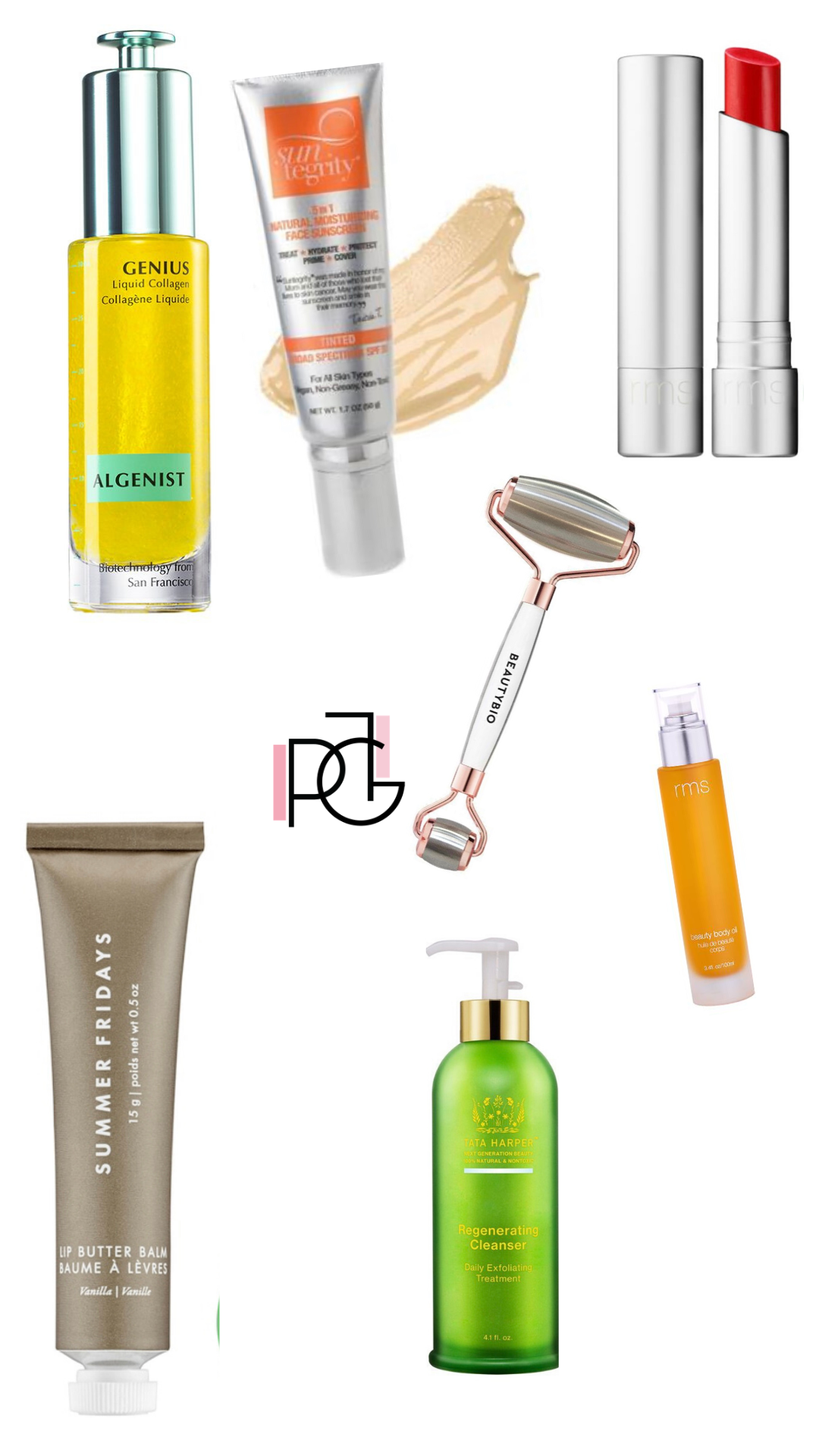 PLG Approved Must Have Skincare Essentials