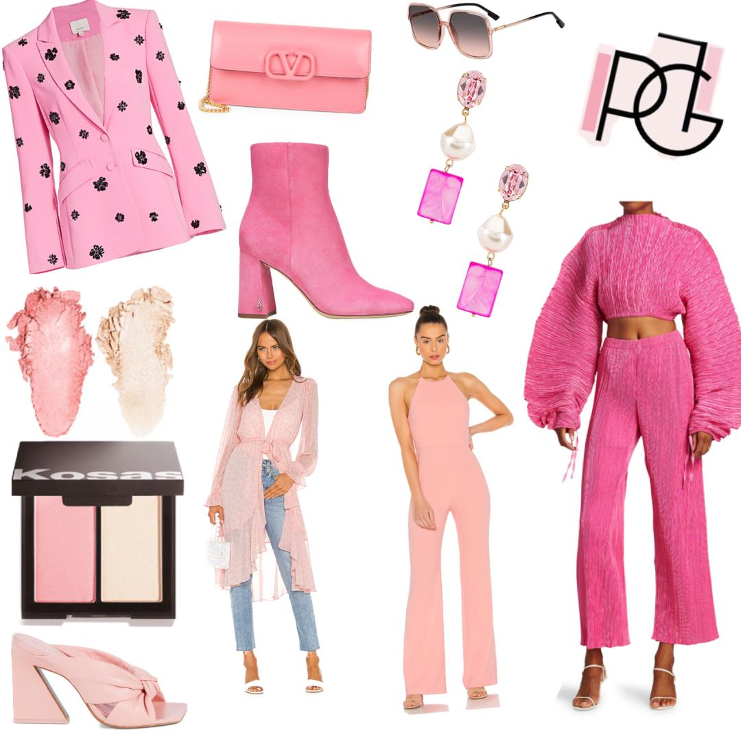 Currently Loving- Pink Edition