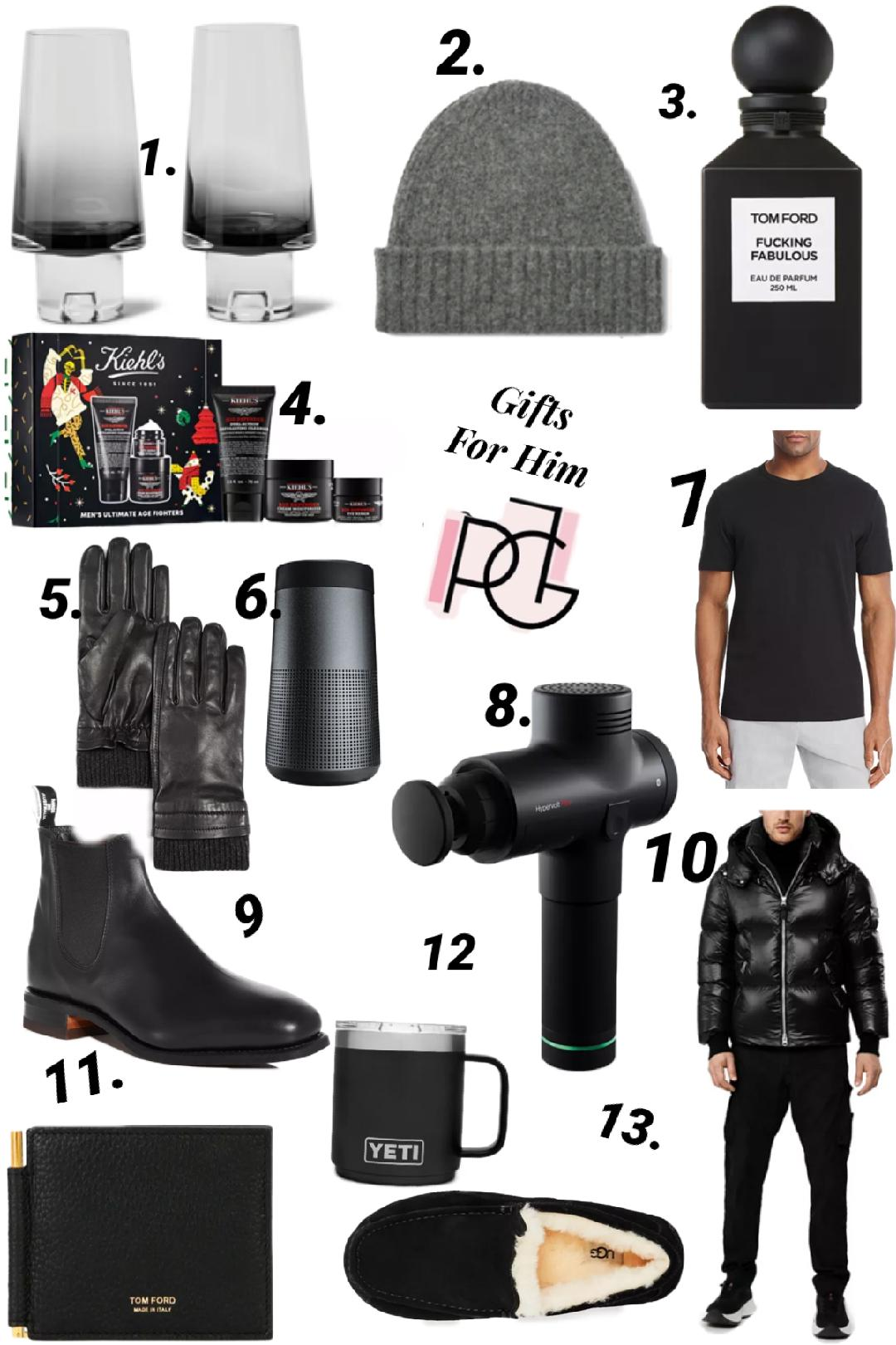 Holiday Gift Guide For Him 2020